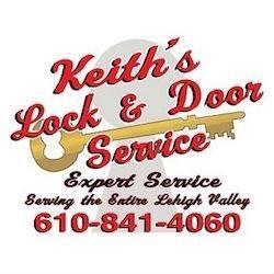 Keith's Lock & Door Service image 1