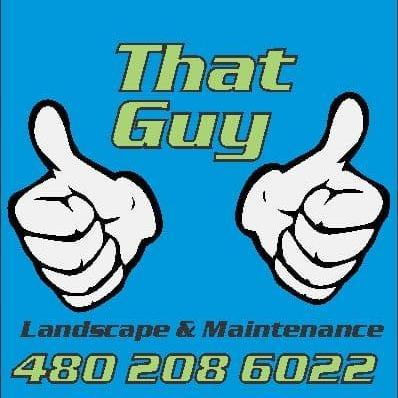 That Guy Landscaping and Maintenance Services