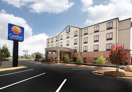 Comfort Inn Amp Suites Near Fort Gordon In Augusta Ga 30909