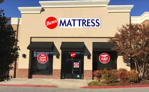 Ben S Mattress And Furniture At 50 Ernest Barrett Parkway