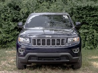New 2017 Jeep Grand Cherokee Limited exterior