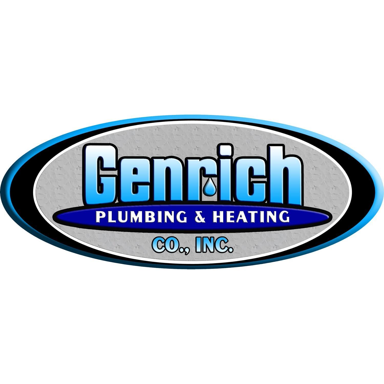 Genrich Plumbing & Heating Logo