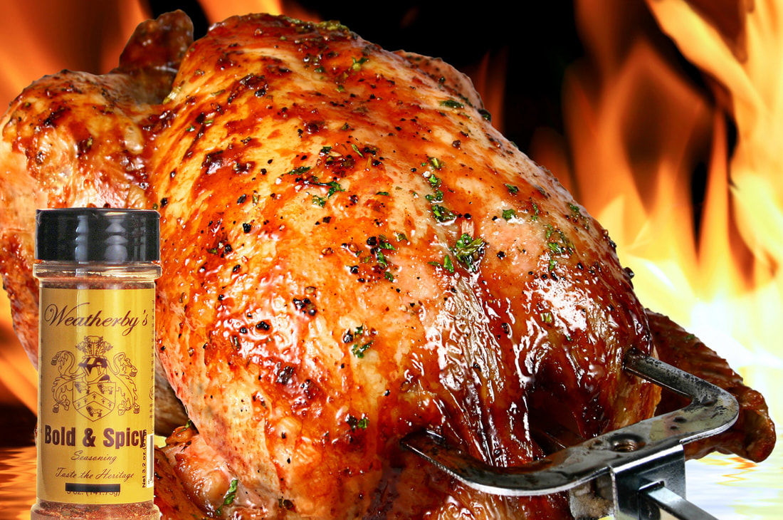Weatherby Rubs & Sauces image 2