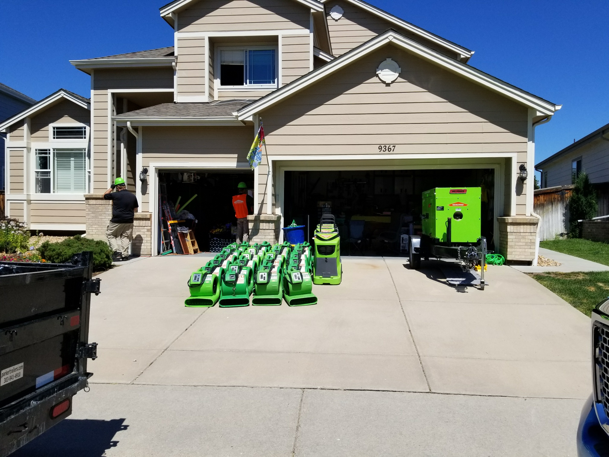 SERVPRO of Highlands Ranch/ NW Douglas County image 10