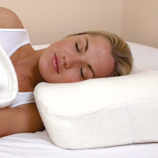 Relax The Back in Victoria: ContourSide Pillow