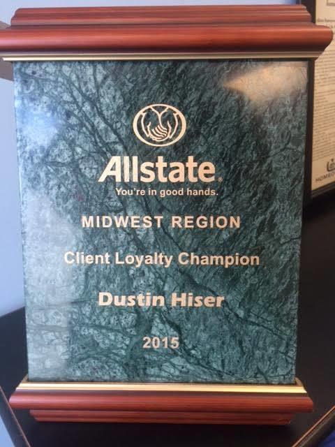 Dustin Hiser: Allstate Insurance image 2