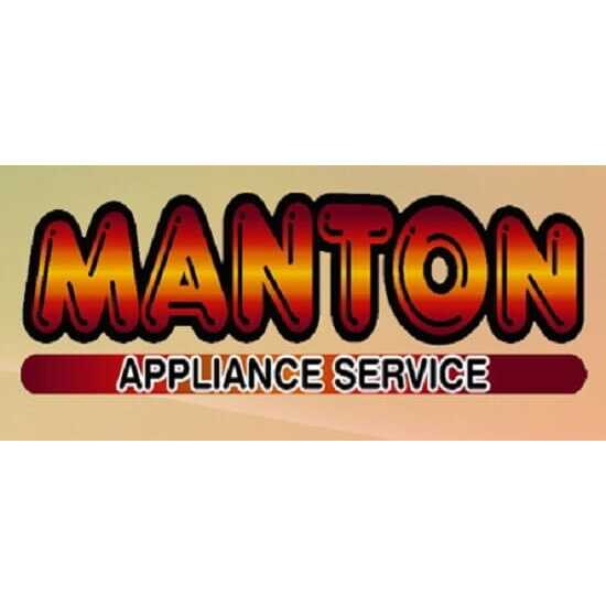 Manton Appliance Service
