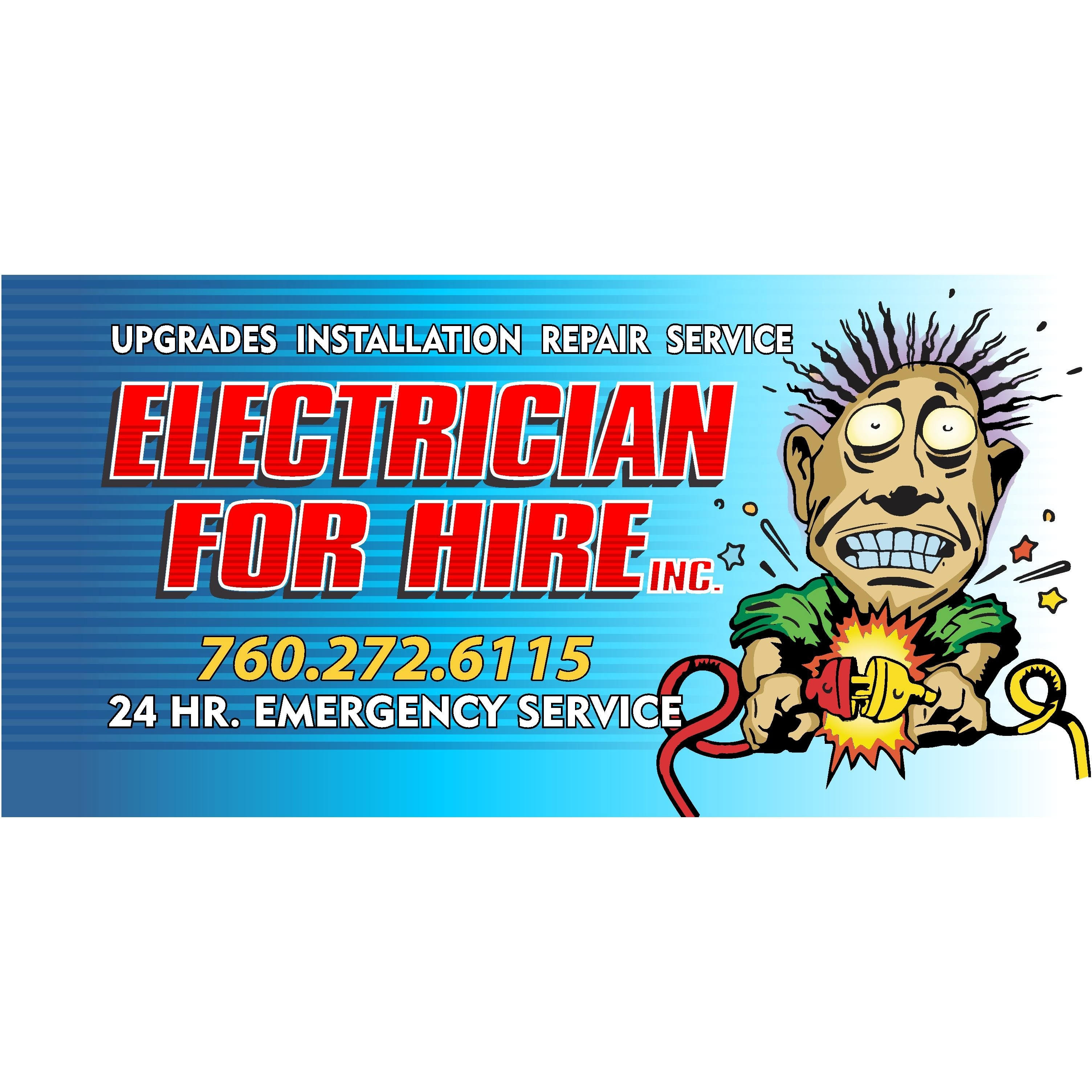 Electrician for Hire, Inc