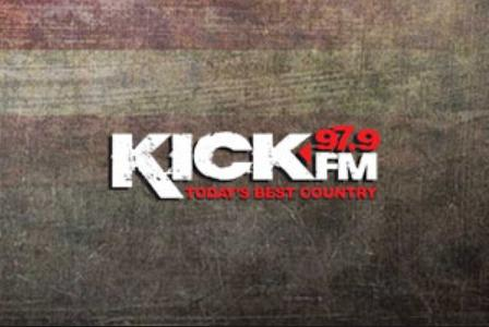 97.9 KICK FM is part of the Taste Of Country Network, Townsquare Media, Inc.