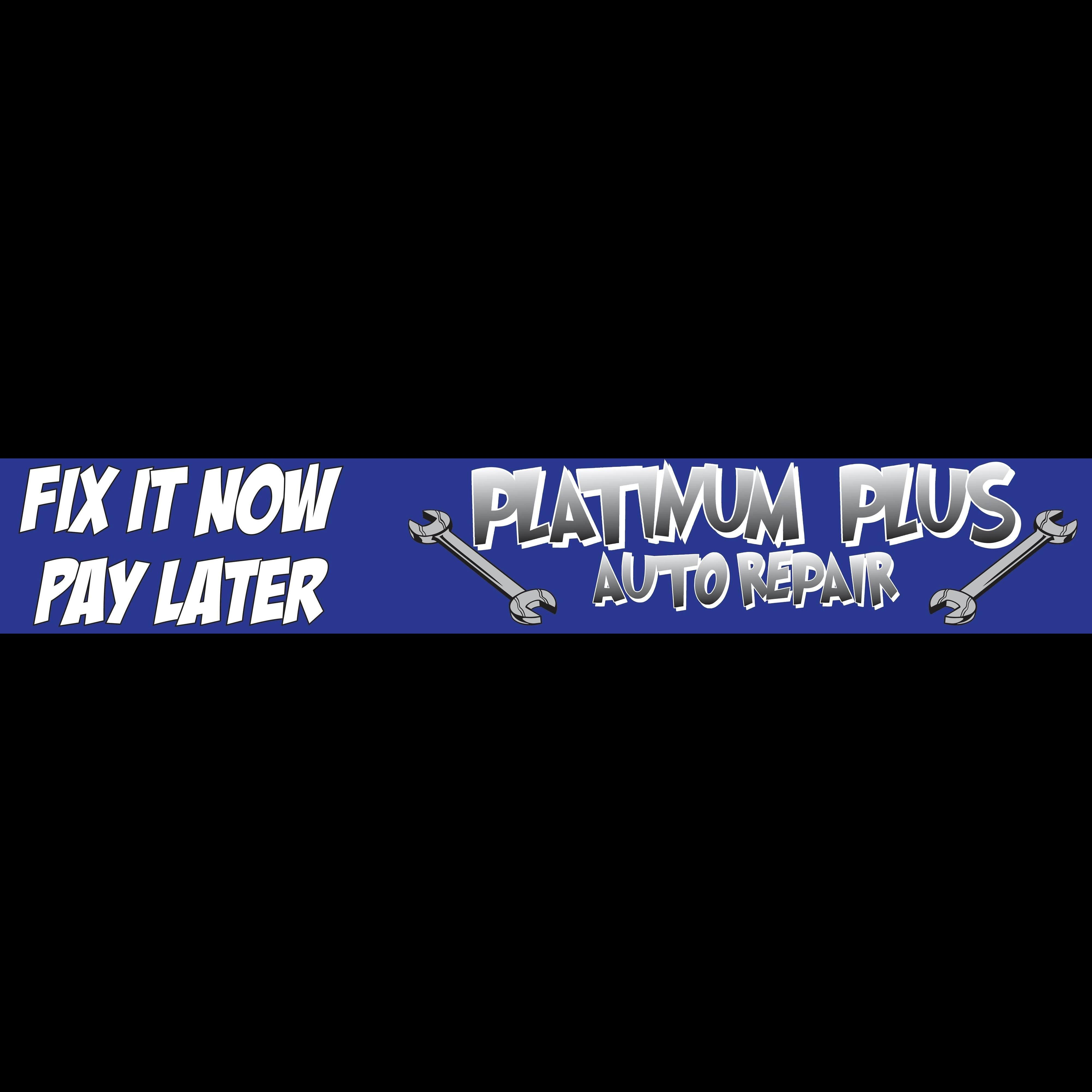 Platinum Plus Auto Repair