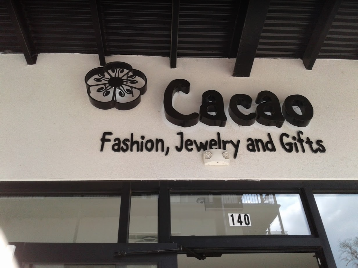 Cacao Fashion, Jewelry, and Gifts