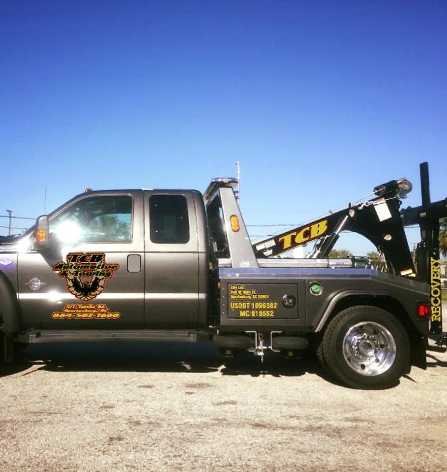 Heavy duty towing and recovery