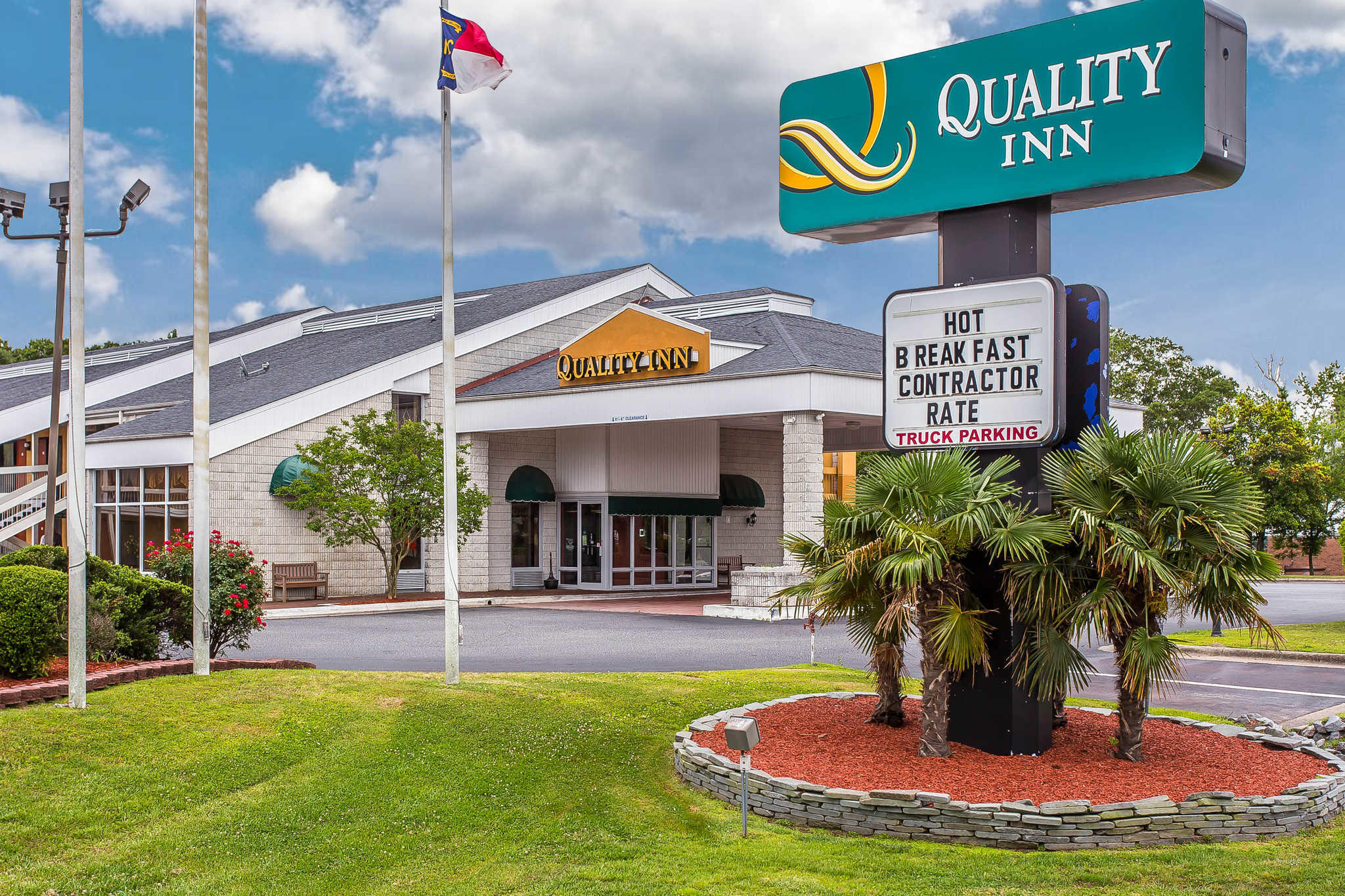 Quality Inn Durham Nc Hotels
