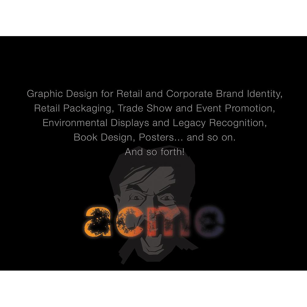Acme Graphic Design