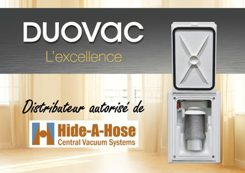 Duovac à Laval