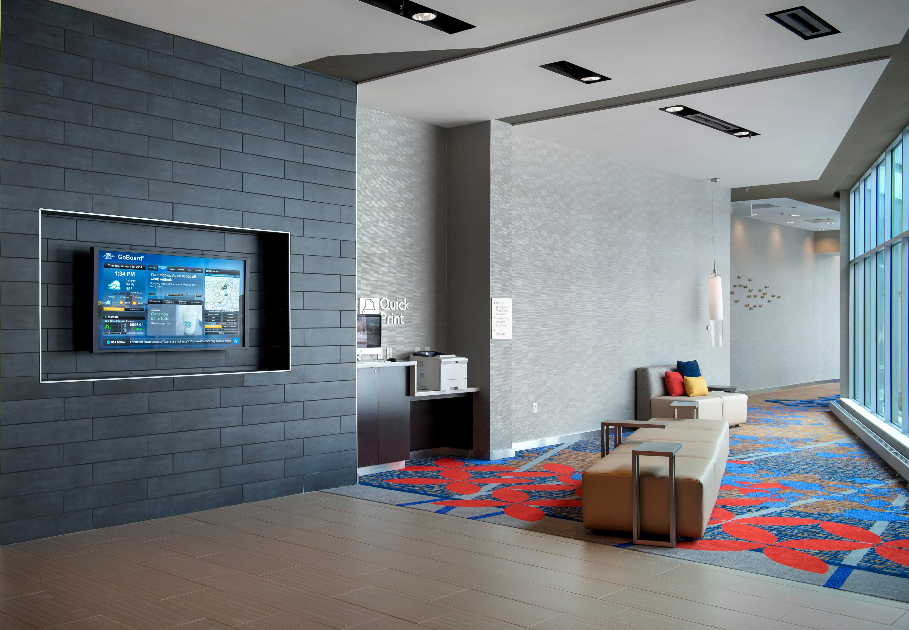 Courtyard by Marriott Philadelphia South at The Navy Yard image 12
