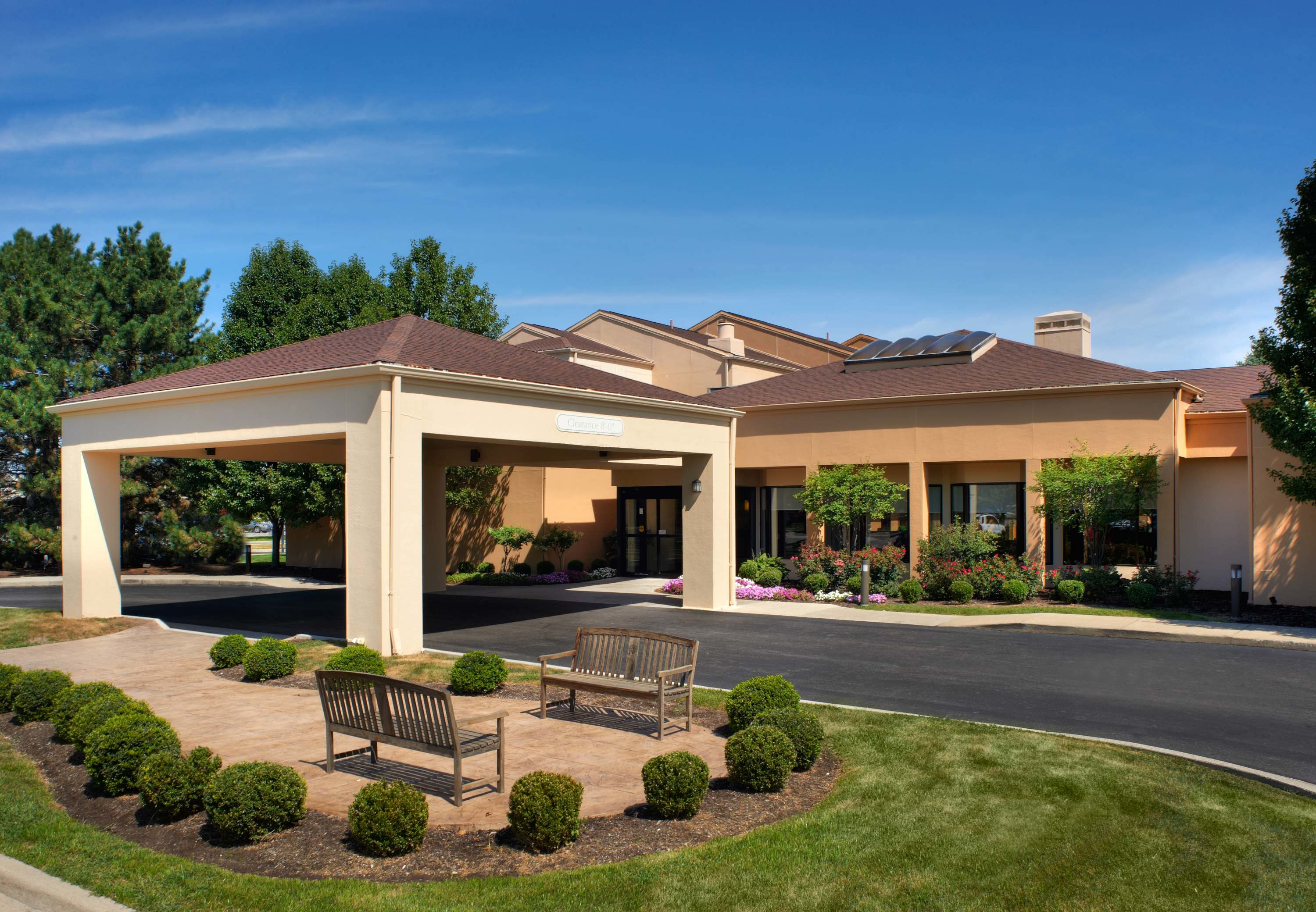Courtyard by Marriott Toledo Airport Holland image 5