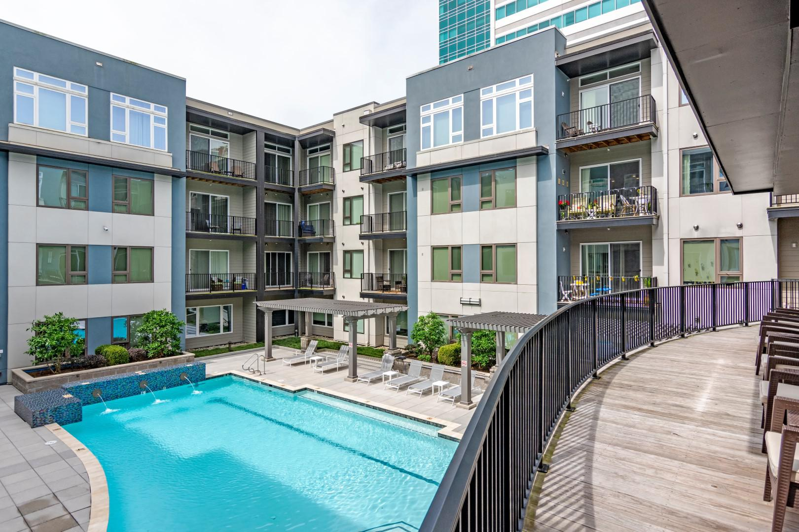 Encore 4505 at Town Center Apartments image 0