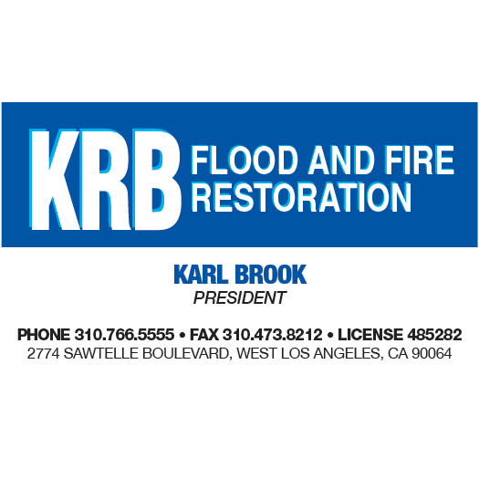 KRB Flood and Fire Restoration - Los Angeles, CA 90064 - (310)766-5555 | ShowMeLocal.com