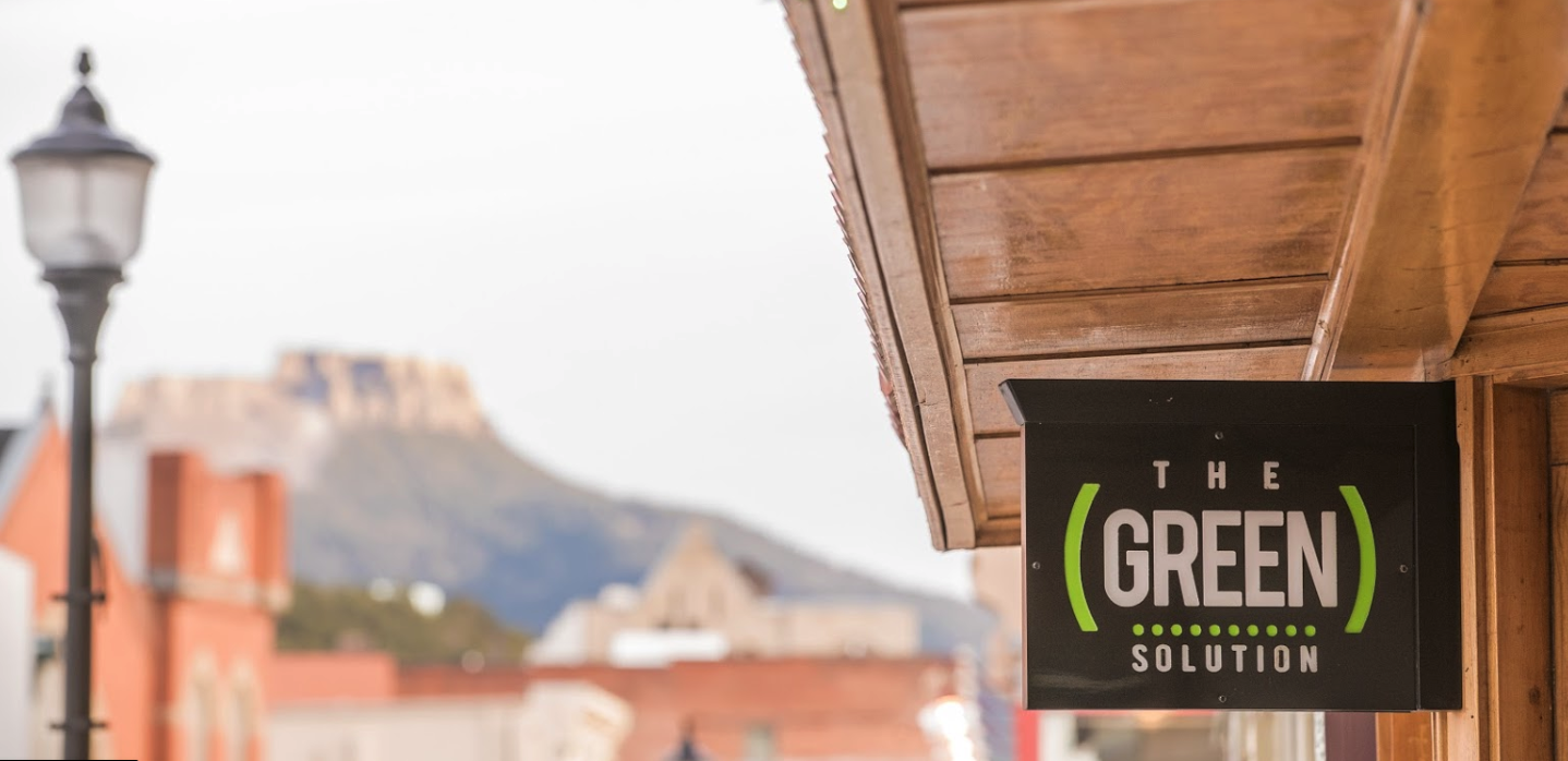 The Green Solution Recreational Marijuana Dispensary image 1
