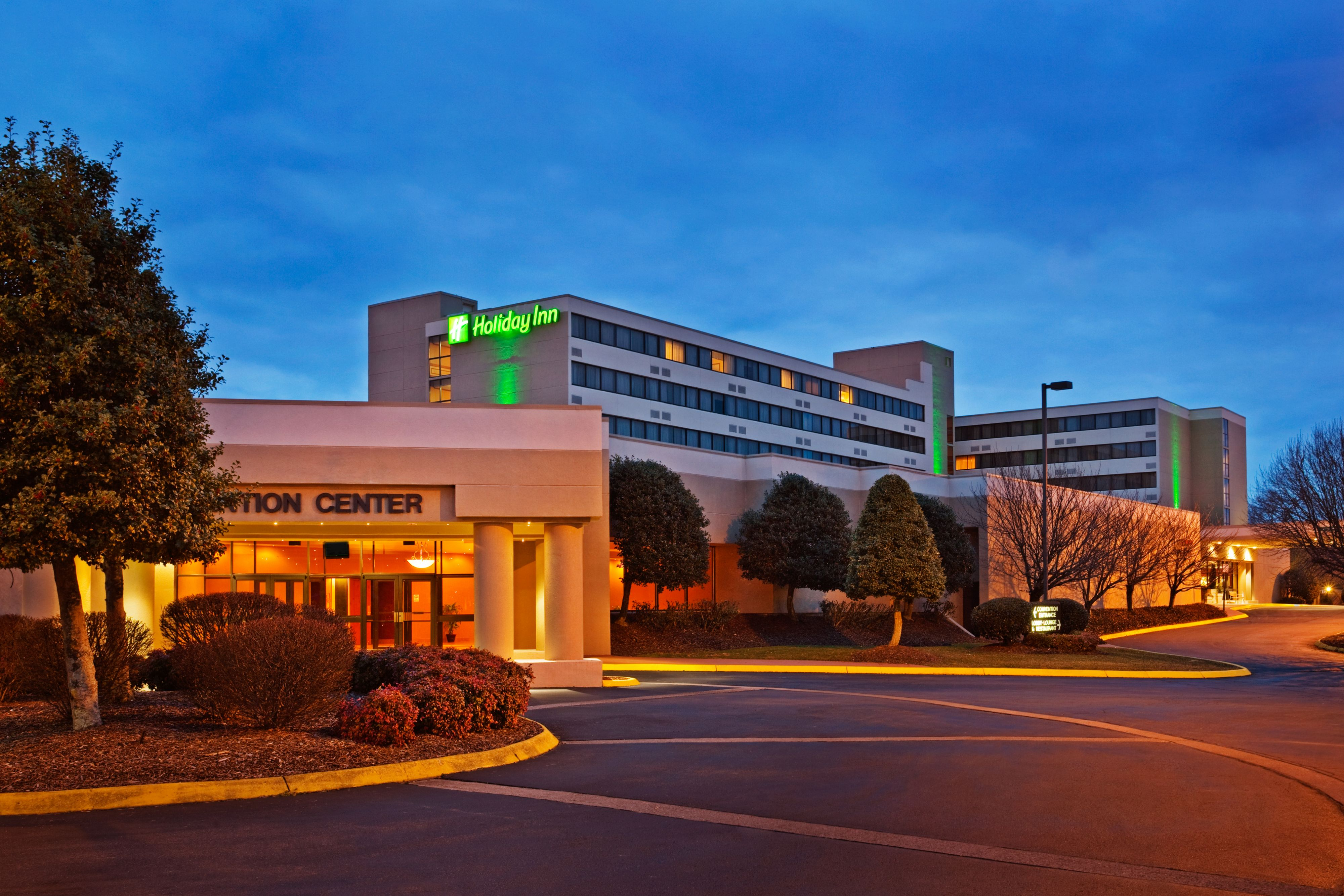 Holiday Inn Johnson City Johnson City Tn Company Profile