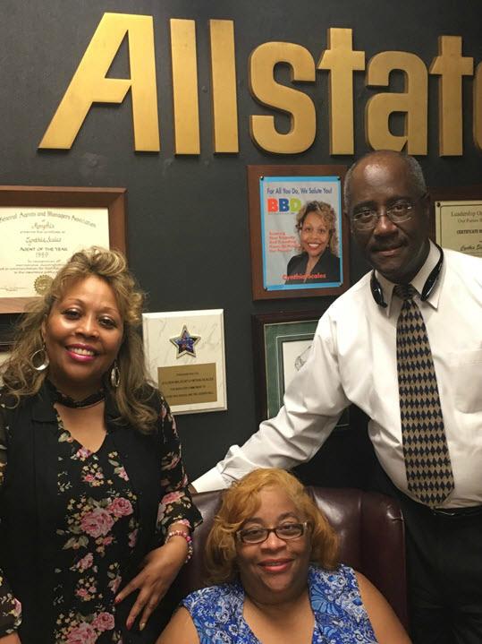 Cynthia E Scales: Allstate Insurance image 1
