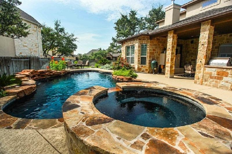 Pond Springs Custom Pools