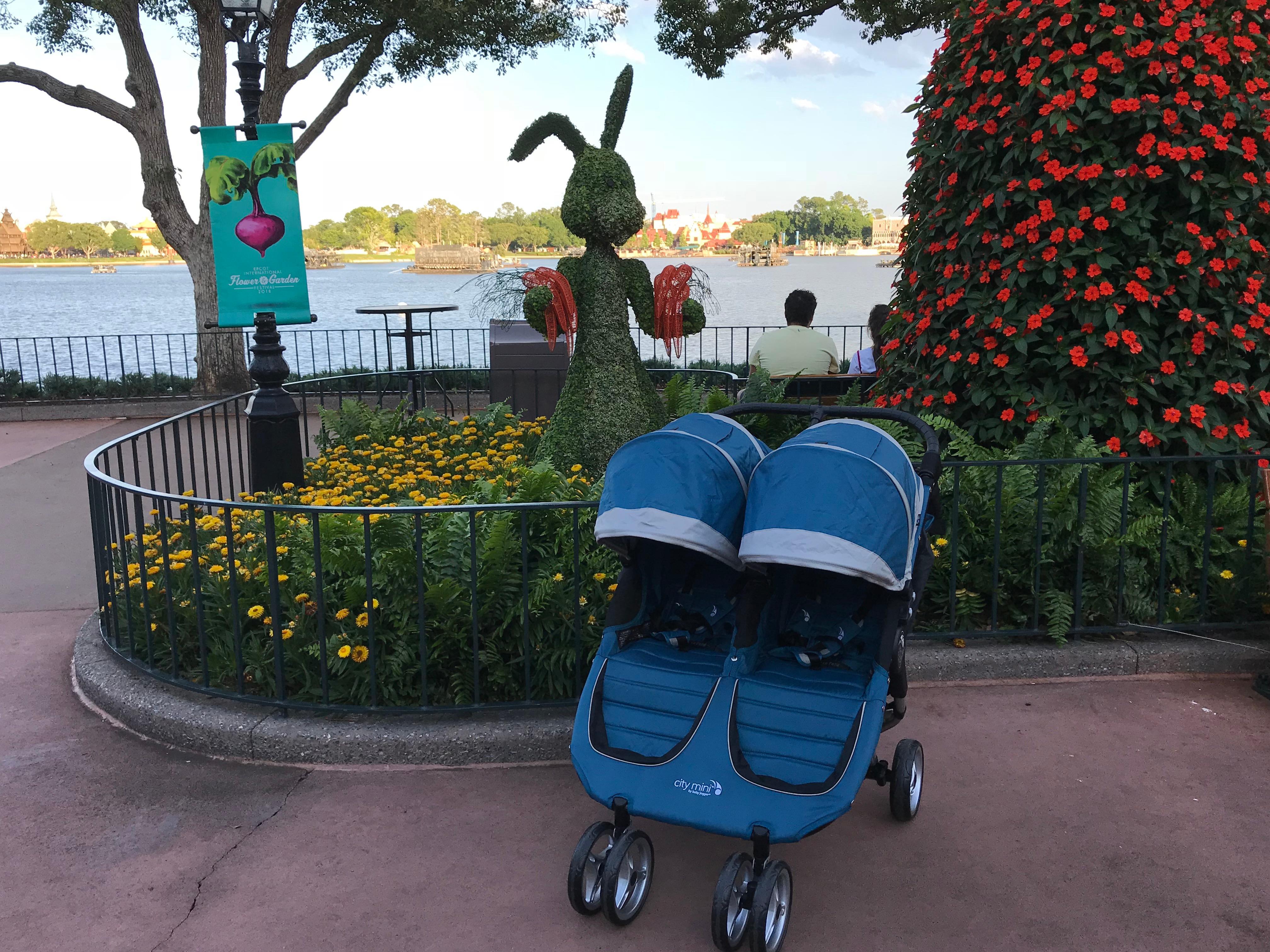 Stroller Rentals Disney image 46