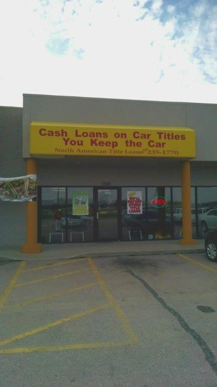 North American Title Loans - closed image 0