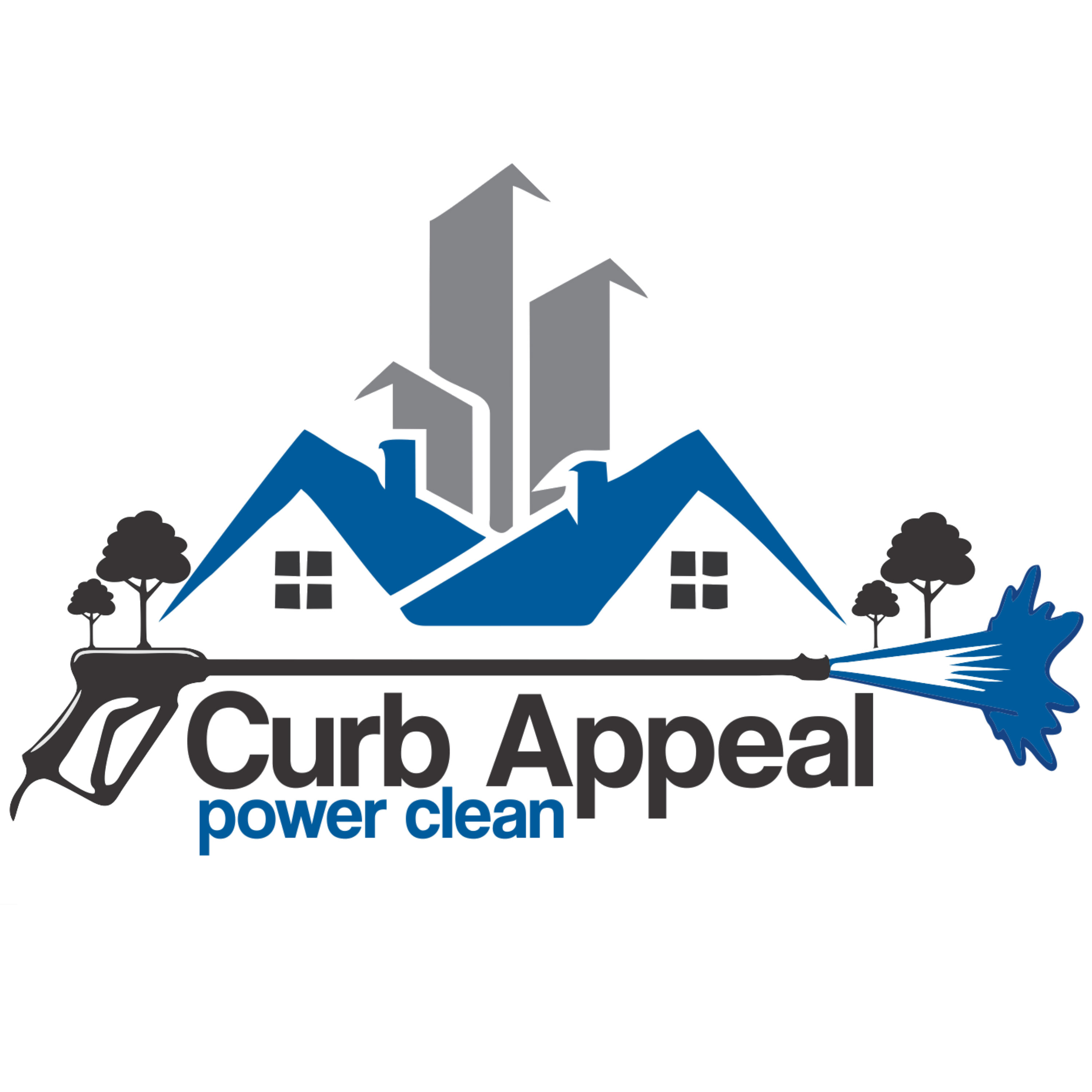 Curb Appeal Power Clean
