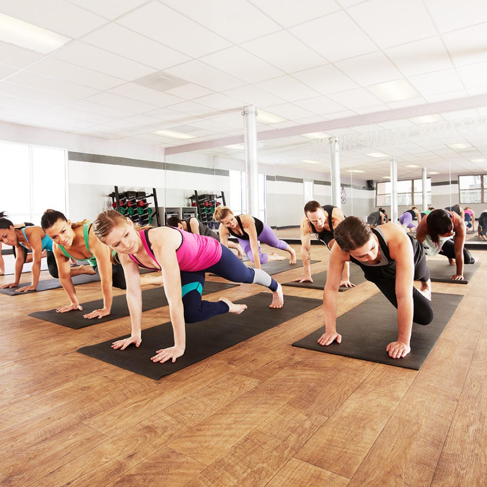 Crunch Fitness - Stockton image 0
