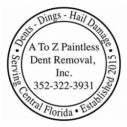 A to Z Paintless Dent Removal