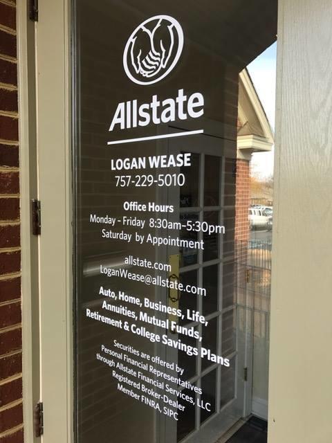 Logan Wease: Allstate Insurance image 2
