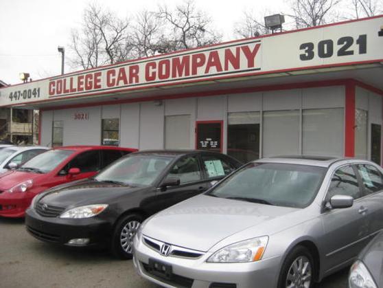 College Car Company image 3