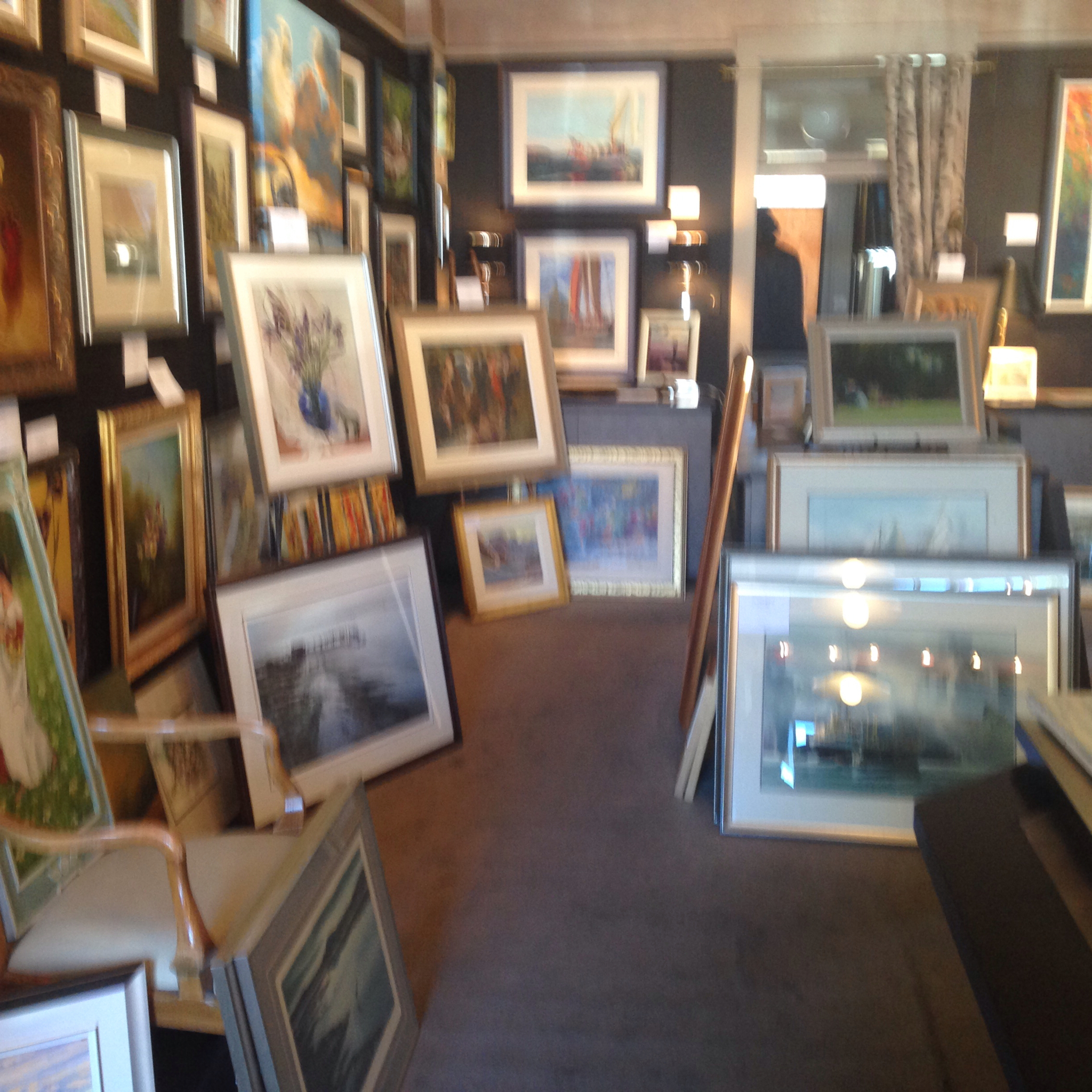 The Gallery In The Oak Bay Village in Victoria