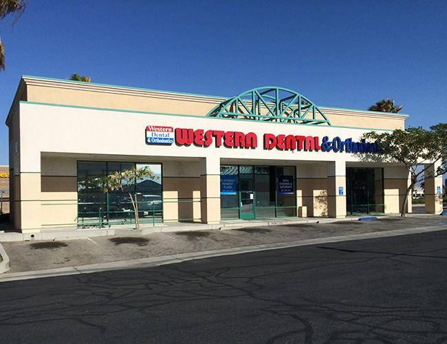 Western Dental - ad image