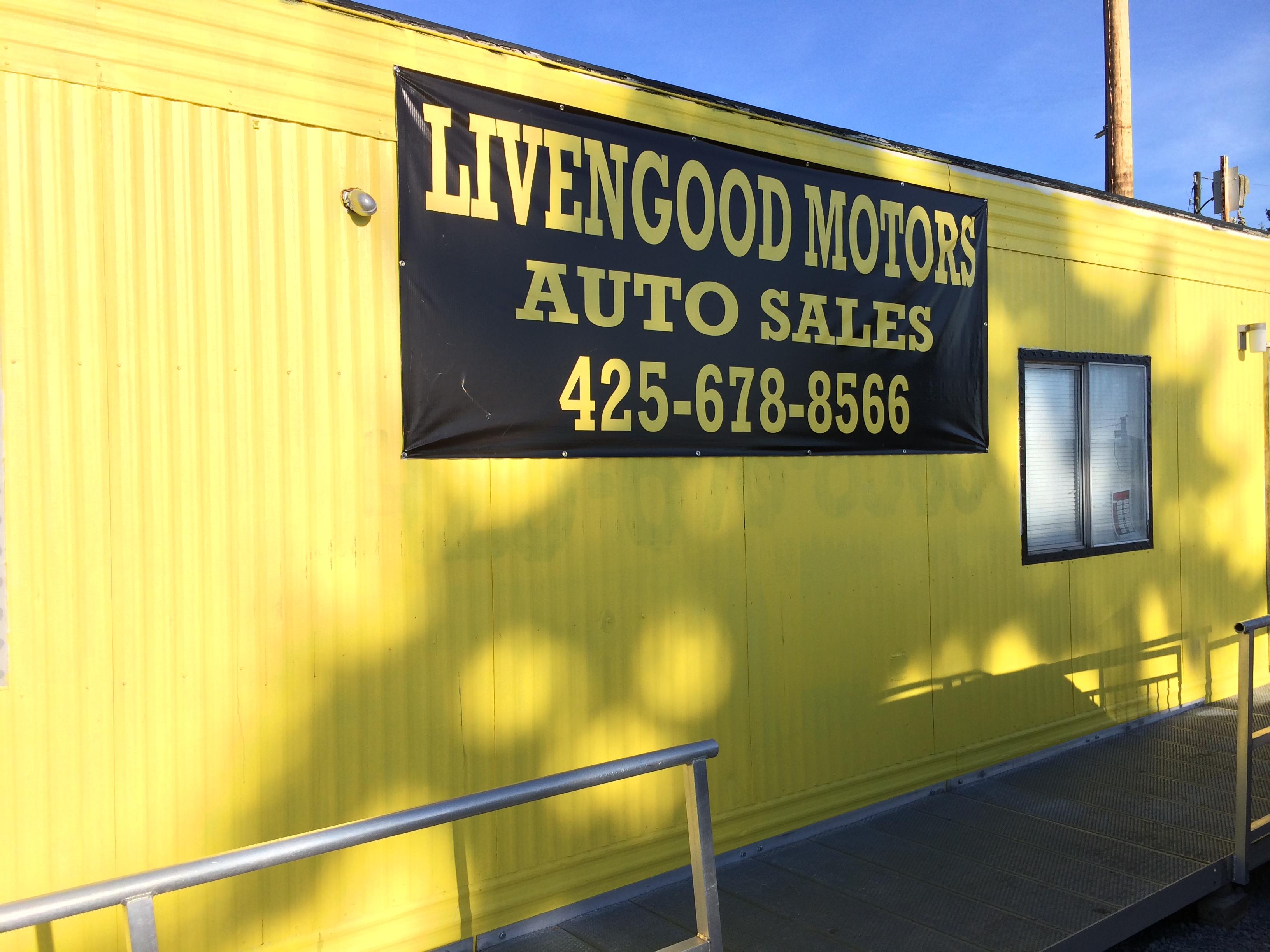 Livengood Motors Auto Sales