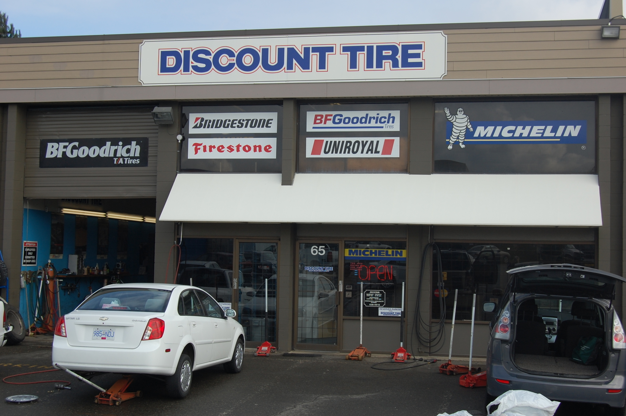 Tire discounters coupon