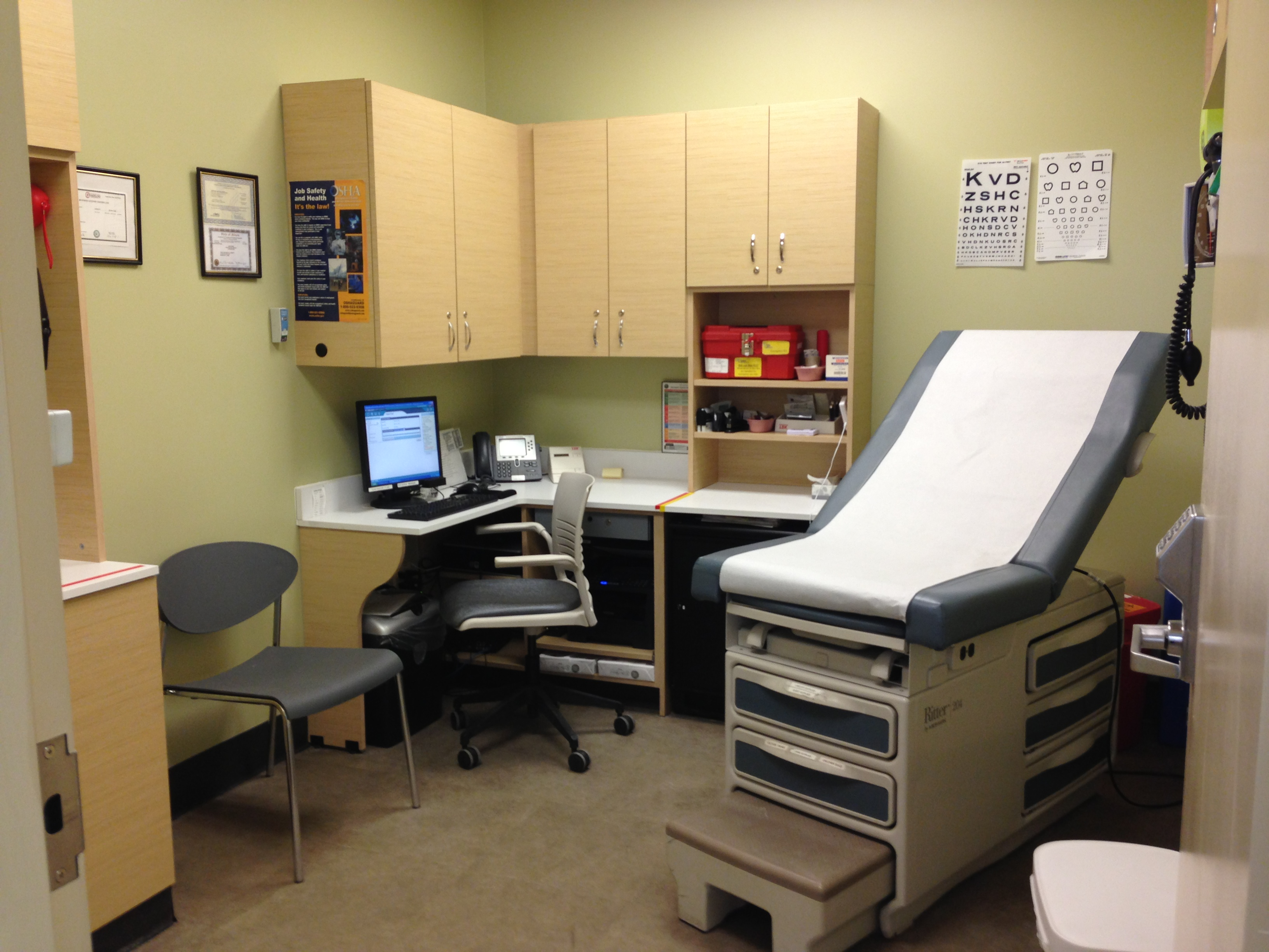 Walgreens Healthcare Clinic image 0
