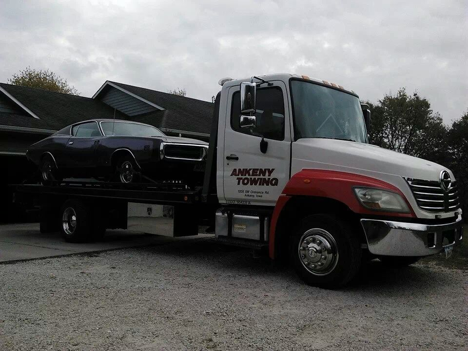 Ankeny Towing In Ankeny Ia Whitepages