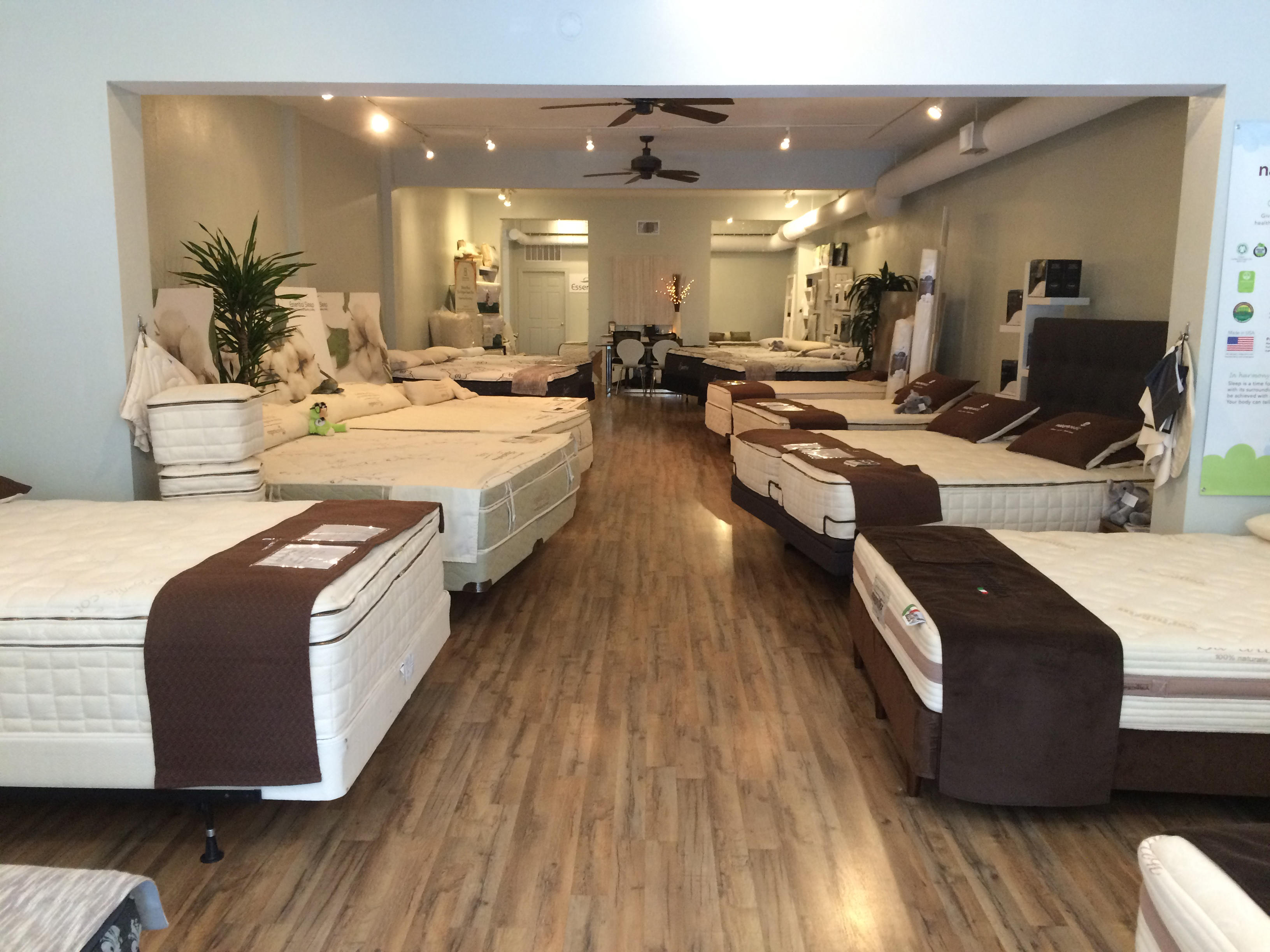 The Natural Mattress Store The Local Affordable Natural Austin Mattress Store Latex Natural
