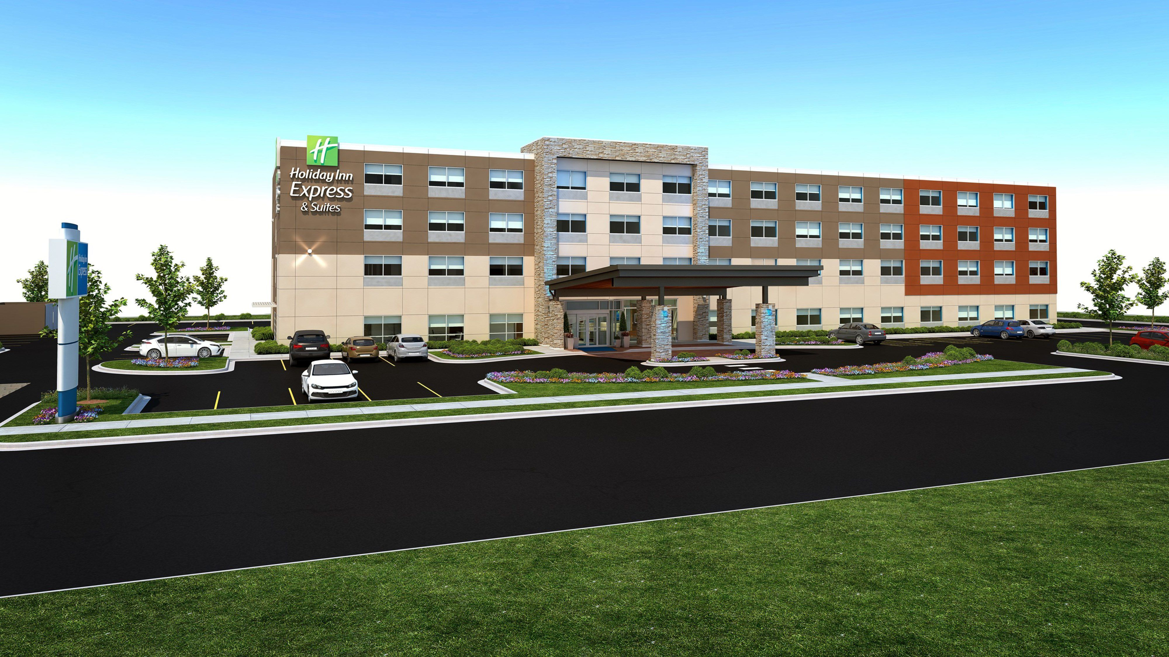 Holiday Inn Express & Suites Carrollton West image 1