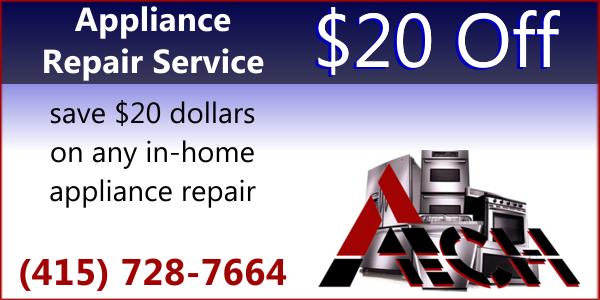 Atech Appliance Technician Repair Amp Service Coupons Near