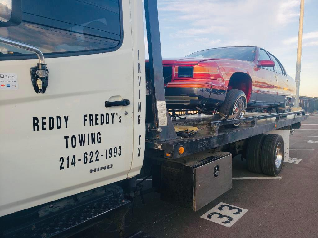 Reddy Freddy's Towing image 12