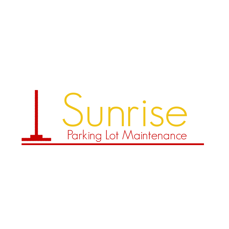 Sunrise Parking Lot Maintenance