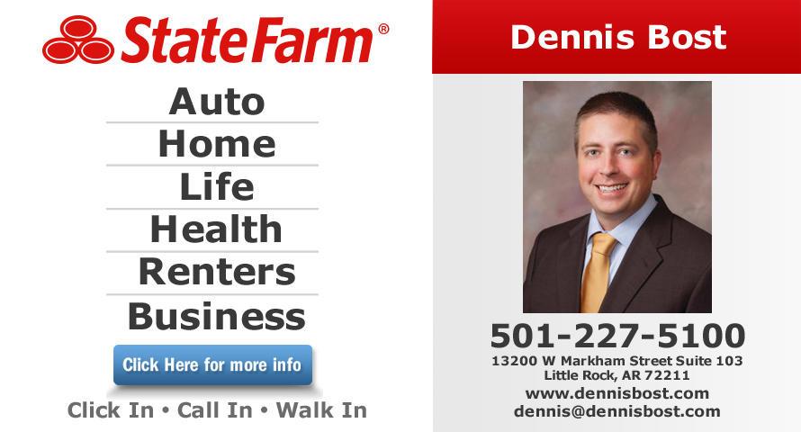 Dennis Bost - State Farm Insurance Agent image 0