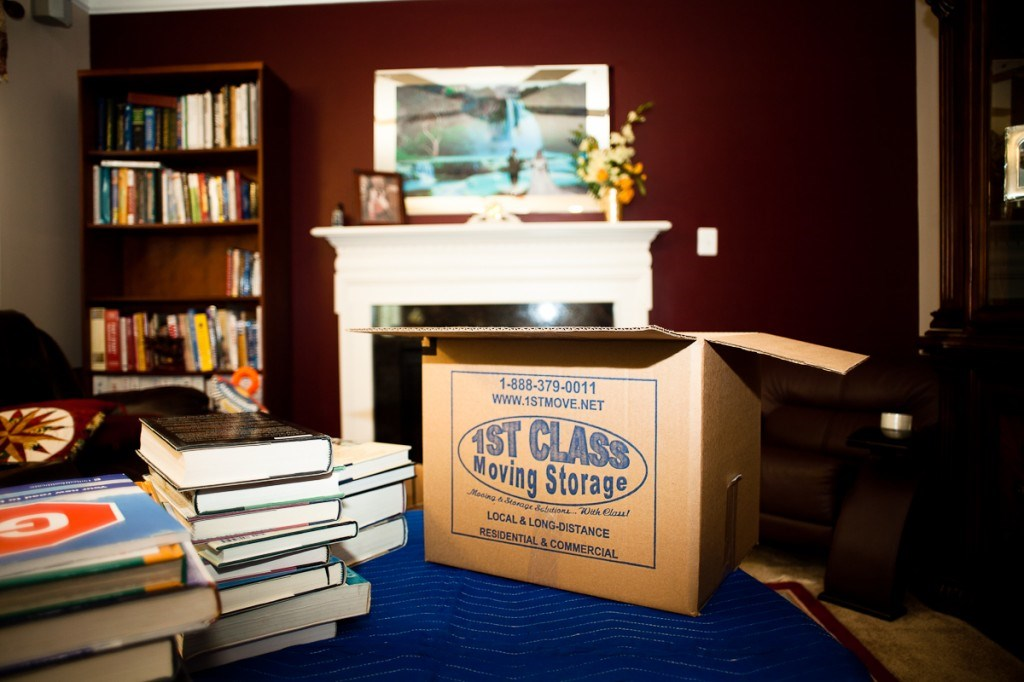 1st Class Moving and Storage image 2