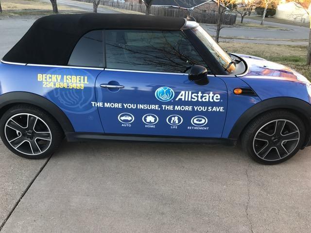 Allstate Insurance Agent: Becky Isbell image 4