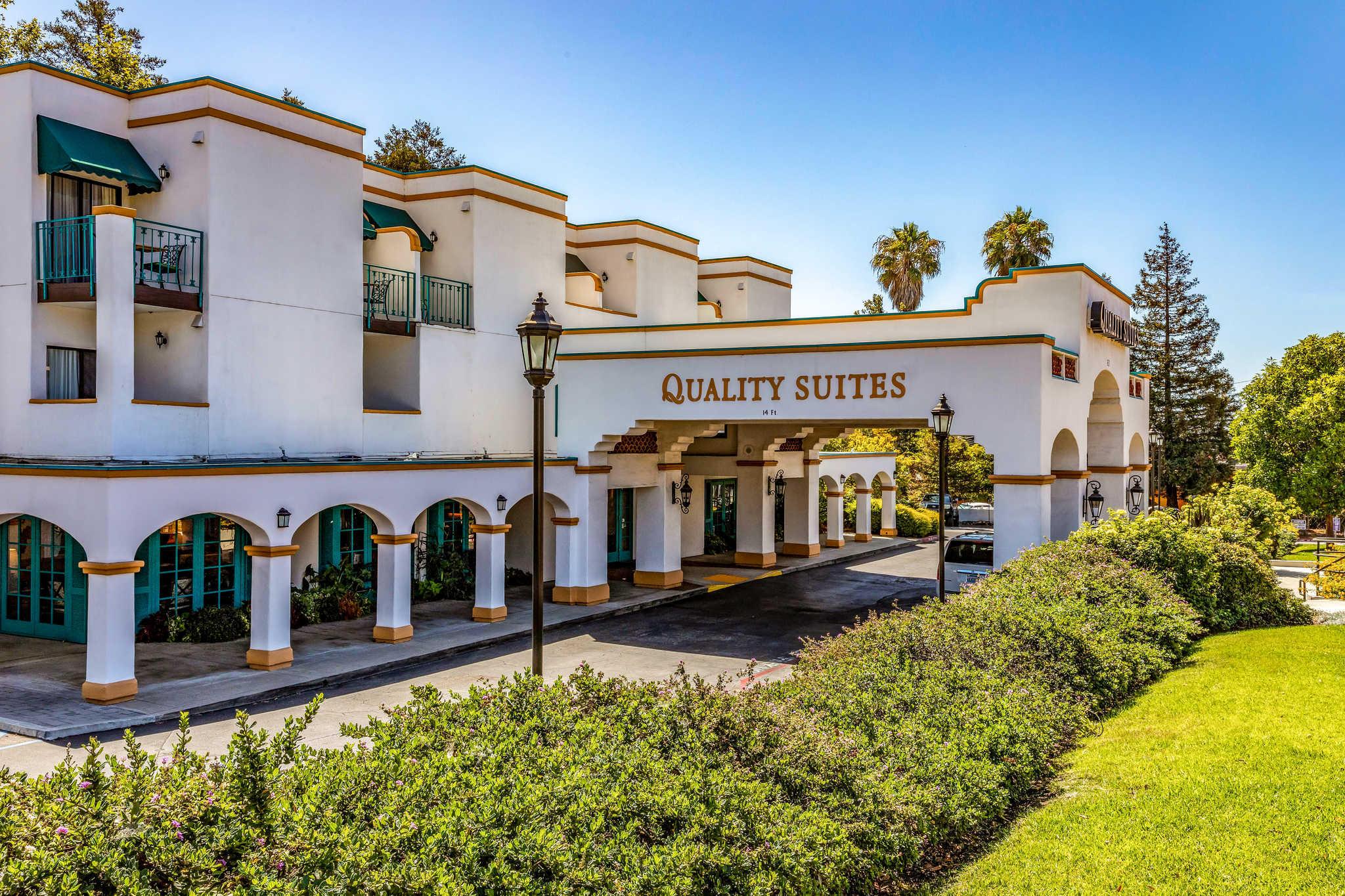 Quality Suites Downtown San Luis Obispo image 0