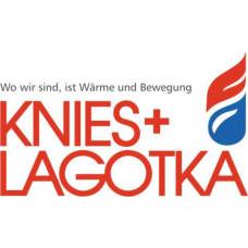 Logo von Heizungsbau und Sanitärinstallation Knies + Lagotka